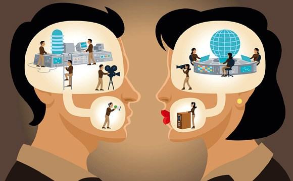 Style de communication par les idées