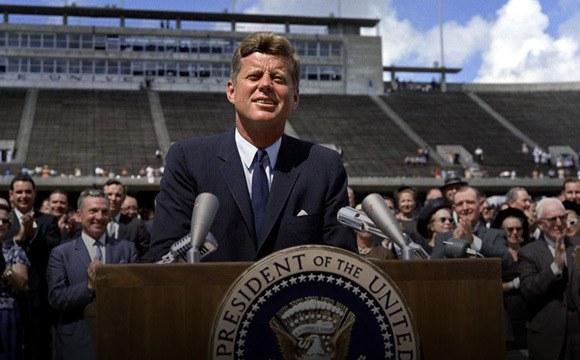 Le grand discours de JFK