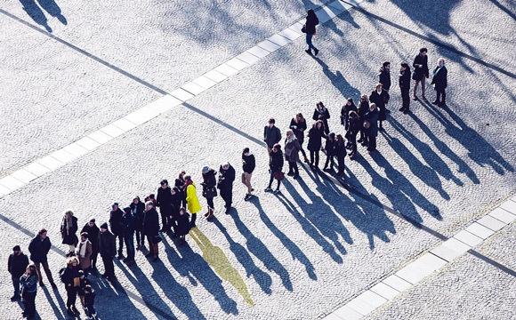 Phénomène d'identification comme preuve sociale