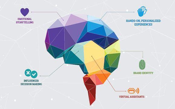 Relation entre neurotransmetteurs et storytelling.
