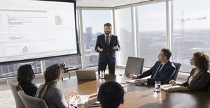 créer un pitch investisseur